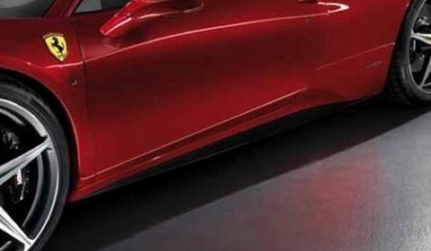 Carbon Fiber Accessory Parts for Ferrari 458 Italia
