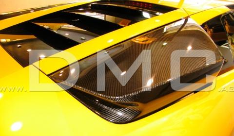 has released new carbon fiber parts for its Lamborghini Murciélago