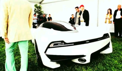 First Live Pictures SSC Ultimate Aero II Introduction