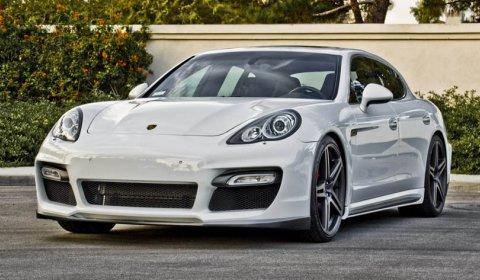 Gallery Vorsteiner Porsche Panamera
