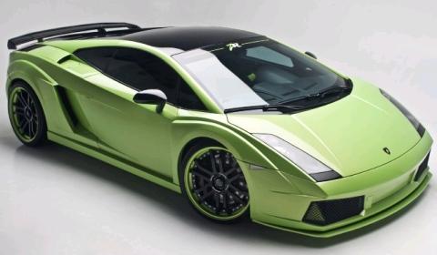 IMSA Lamborghini Gallardo Twin Turbo by ZR-Auto