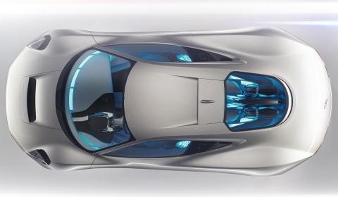 Jaguar Plans Production C-X75 Concept