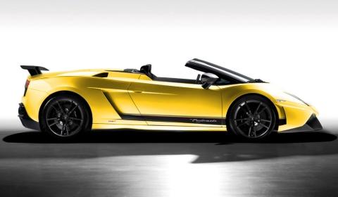 "Lamborghini LP570-4 Superleggera Spyder to be Called ""Performante"