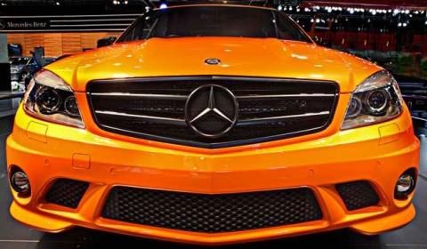Mercedes-Benz C 63 AMG Concept 358 01