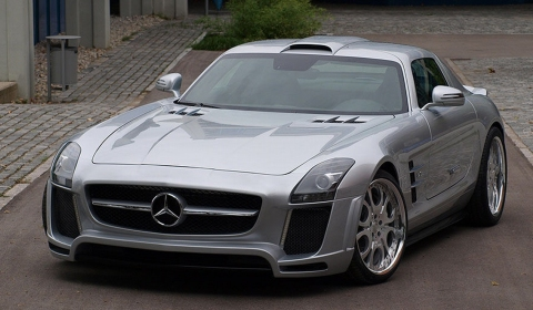 Mercedes-Benz SLS AMG by FAB Design