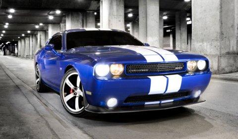 Official Dodge Challenger SRT8 392