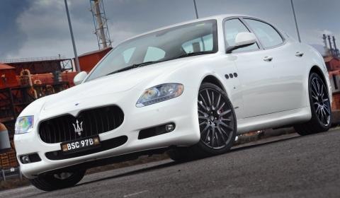 Official Maserati Quattroporte Sport GT S MC Sportline