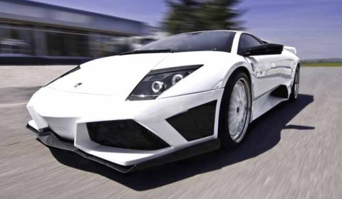 Overkill: Bat LP 640 - Lamborghini by JB Car Design
