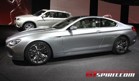 Paris 2010: BMW Concept 6 Series Coupé