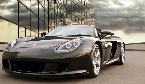 Photo Of The Day Porsche Carrera GT