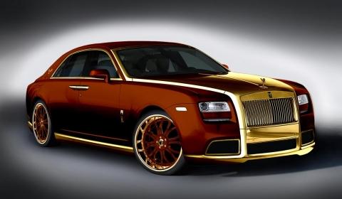 Overkill: Rolls-Royce Ghost by Fenice Milano