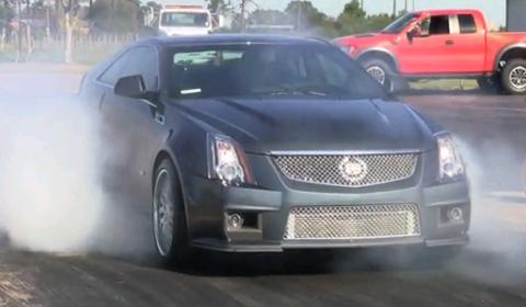 Video: 2011 Hennessey V700 Coupe Quarter Mile