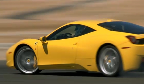 Video: Ferrari 458 Italia VS Lamborghini Gallardo LP570-4 Superleggera