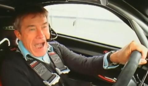 Video Fifth Gear Drives Pagani Zonda R