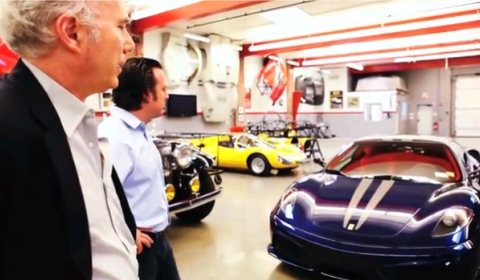 Video Inside P4/5 Competizione Chapter One