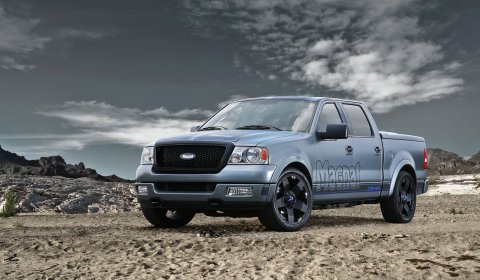 Wimmer RS Ford F150