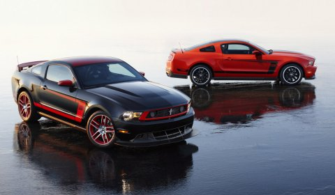 2012 Mustang Boss 302 Pricing Revealed