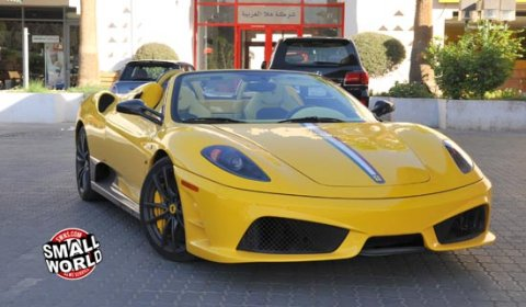 21-Year-Old Saudi Takes Delivery of Two More Supercars 02