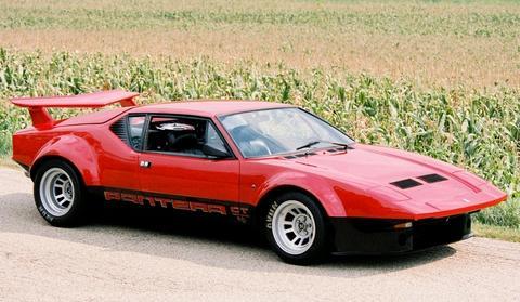 1970 De Tomaso Pantera