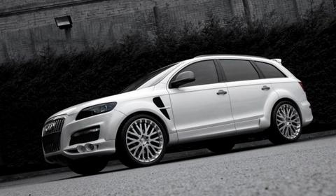 Audi Q7 by Project Kahn