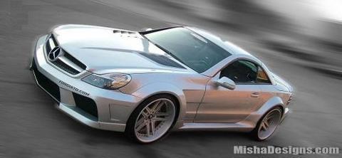 Misha Design Mercedes-Benz SL