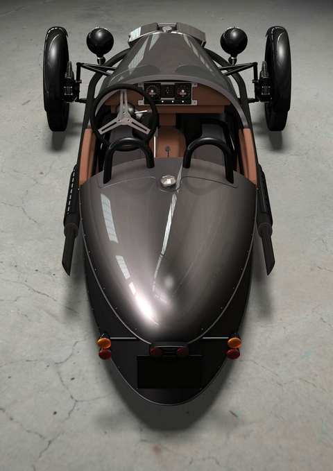 2011 Morgan Three-wheeler