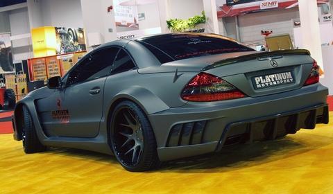 Platinum Motorsports SL AMG Black Series