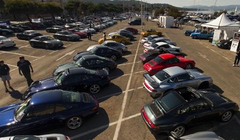 Porsche Meeting in St. Tropez