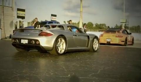 Porsche Carrera GT - GT3RS
