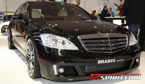 Essen 2010 Brabus SV12 R Biturbo 800 iBusiness