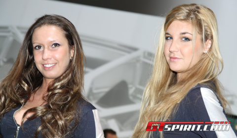Essen Motor Show 2010 Girls Part 02