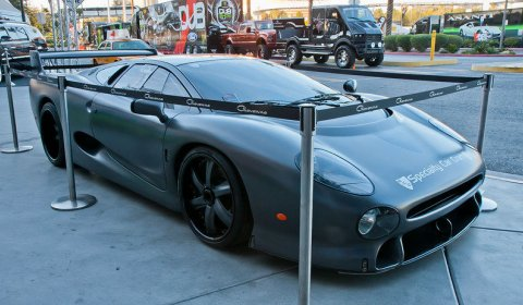 For Sale Tuned Up Jaguar XJ220