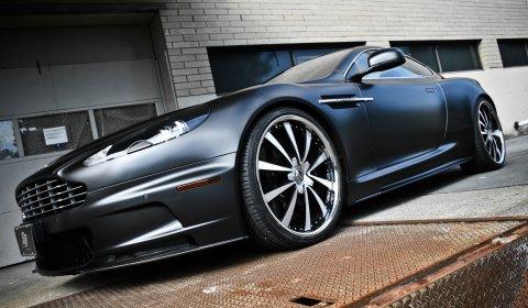 Gallery SR Project Aston Martin DBS