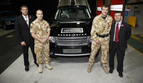 Land Rover Produces Millionth Range Rover 01