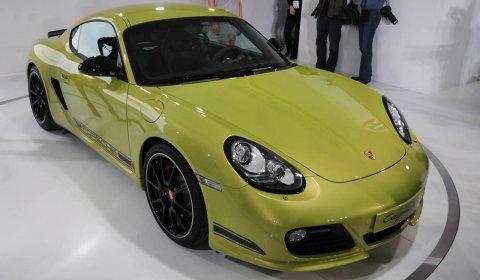 Los Angeles 2010 2012 Porsche Cayman R