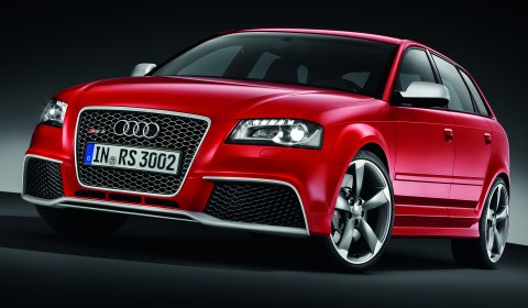Official 2012 Audi RS3 Sportback
