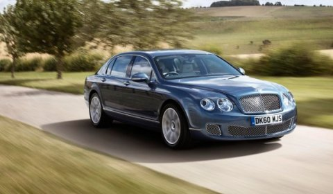 Bentley Continental Flying Spur Series 51. The Continental Flying Spur