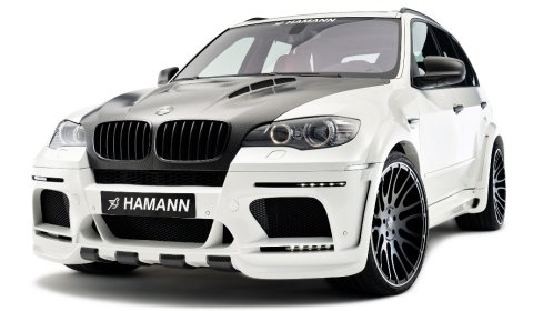 German tuner Hamann is back with a brand new package for the BMW X5 M