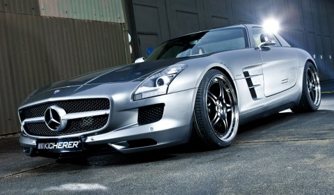 Official Kicherer Mercedes-Benz SLS 63 Supersport