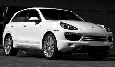 Official Porsche Cayenne Super Sport Package by Project Kahn