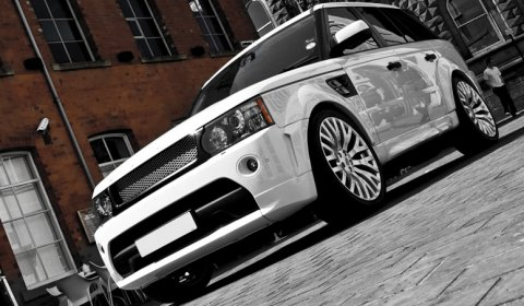 Official Range Rover Sport RS600 Autobiography by Project Kahn