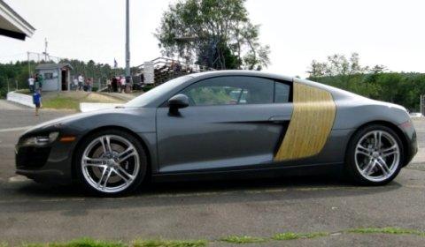 Overkill Audi R8 'Decking' Edition