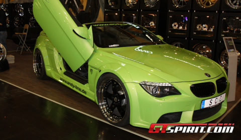 Overkill CLP Automotive MR 600 GT at Essen 2010