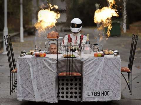 Photo Of The Day FastFood with The Stig