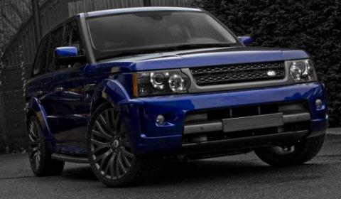 Project Kahn Bespoke Range Rover Sport RS600