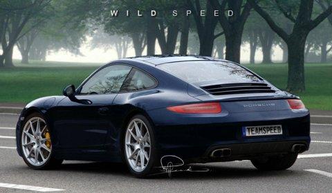 Rendering Upcoming Porsche 911 998 Series