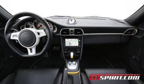 Road Test 2010 TechArt 911 Turbo 02