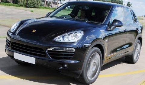 Superchips Optimises Porsche Cayenne Diesel