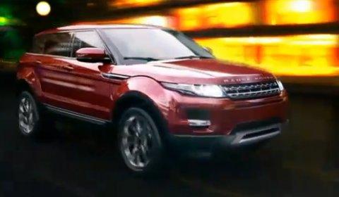 Video 2011 Five-door Range Rover Evoque Promo