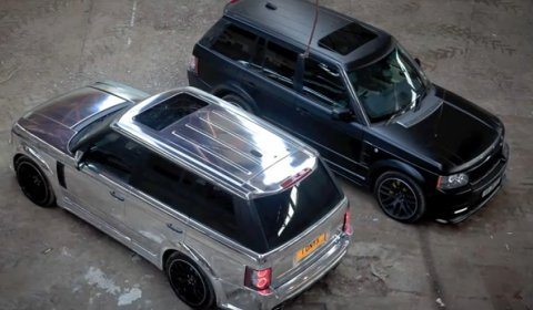 Video 2011 Onyx Concept Range Rover